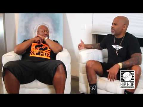 "Damon Dash ""It's difficult dating a celebrity"""