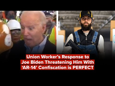 Union Worker Responds to Biden's Threat Against