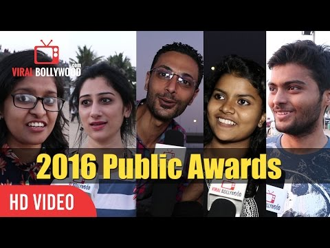 Public Awards 2016 | Best Movie | Best Actor | Best Actress | Best Singer