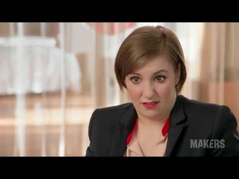 Lena Dunham, Writer, Director, Actor and Producer  MAKERS