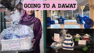Going To A Dawat | Having Amazing Time/ yummy Food | Bangladeshi Mum Uk