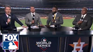MLB on FOX crew on the Nationals dominating Game 2 win of the World Series | FOX MLB
