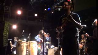 The Twinkle Brothers - Free Africa (live) - St Germain en Laye - 13/4/13