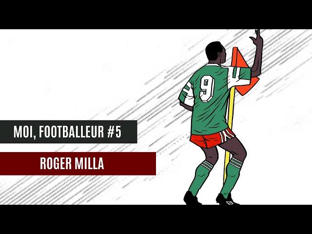 *MOI, FOOTBALLEUR - ROGER MILLA