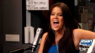 Kourtney & Khloe Kardashian on Ryan Seacrest - PART 1 | Interview | On Air With Ryan Seacrest