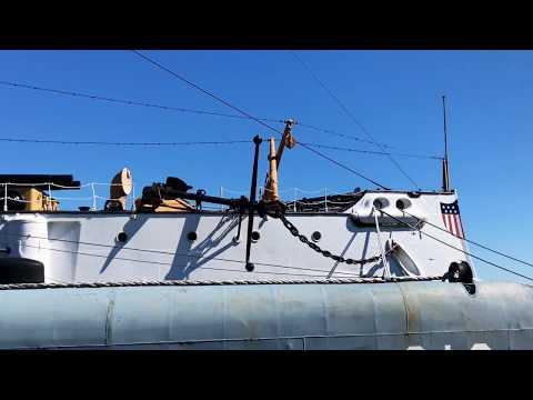 USS Olympia Dreadnought Walk-through 4K