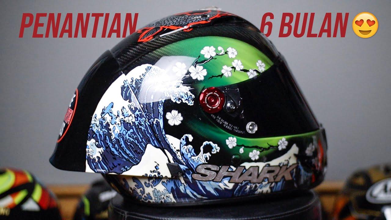 Akhirnya Dateng Juga... Shark Race R Pro GP-TJR