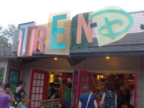 Tren D Store /Downtown Disney Orlando