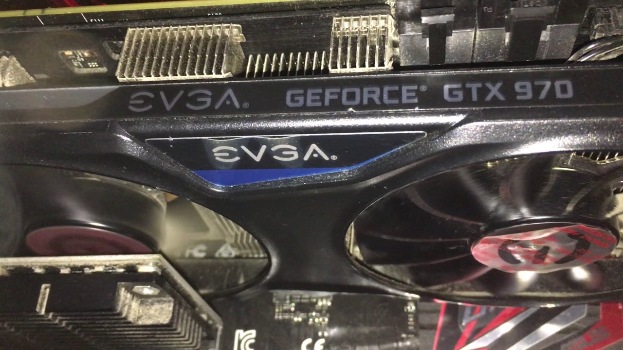 EVGA GTX 970 Fans Issue  Gpu Fan not spinning or not working properly