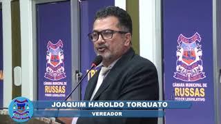 Haroldo Torquato Pronunciamento 05 02 19