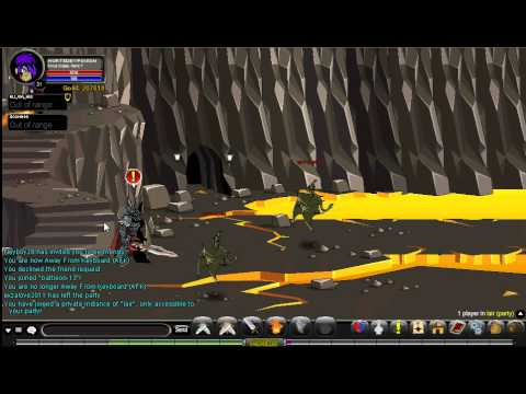 how to get a class on aqw