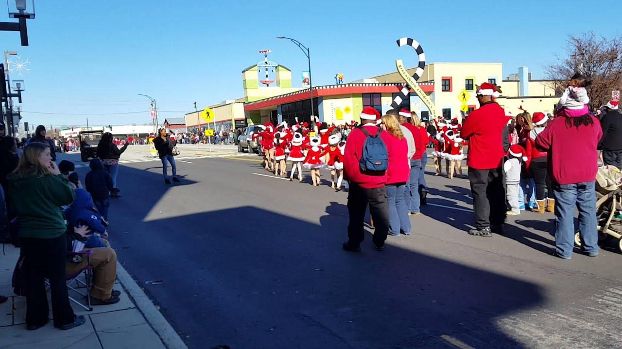 Western Guilford Greensboro Christmas parade 15 - YouTube