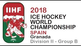 Luxembourg - Spain | ICE HOCKEY WORLD CHAMPIONSHIP | Divison II - Group B thumbnail