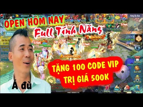 LIVE Vltk Mobile Lậu  – Open 9H Đêm Tặng FULL CODE VIP Cho ai chưa có – VoLamVanHoa.Com