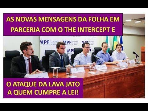 Política nas veias - 21/08/2019 - Em pânico a Lava Jato parte para o ataque!