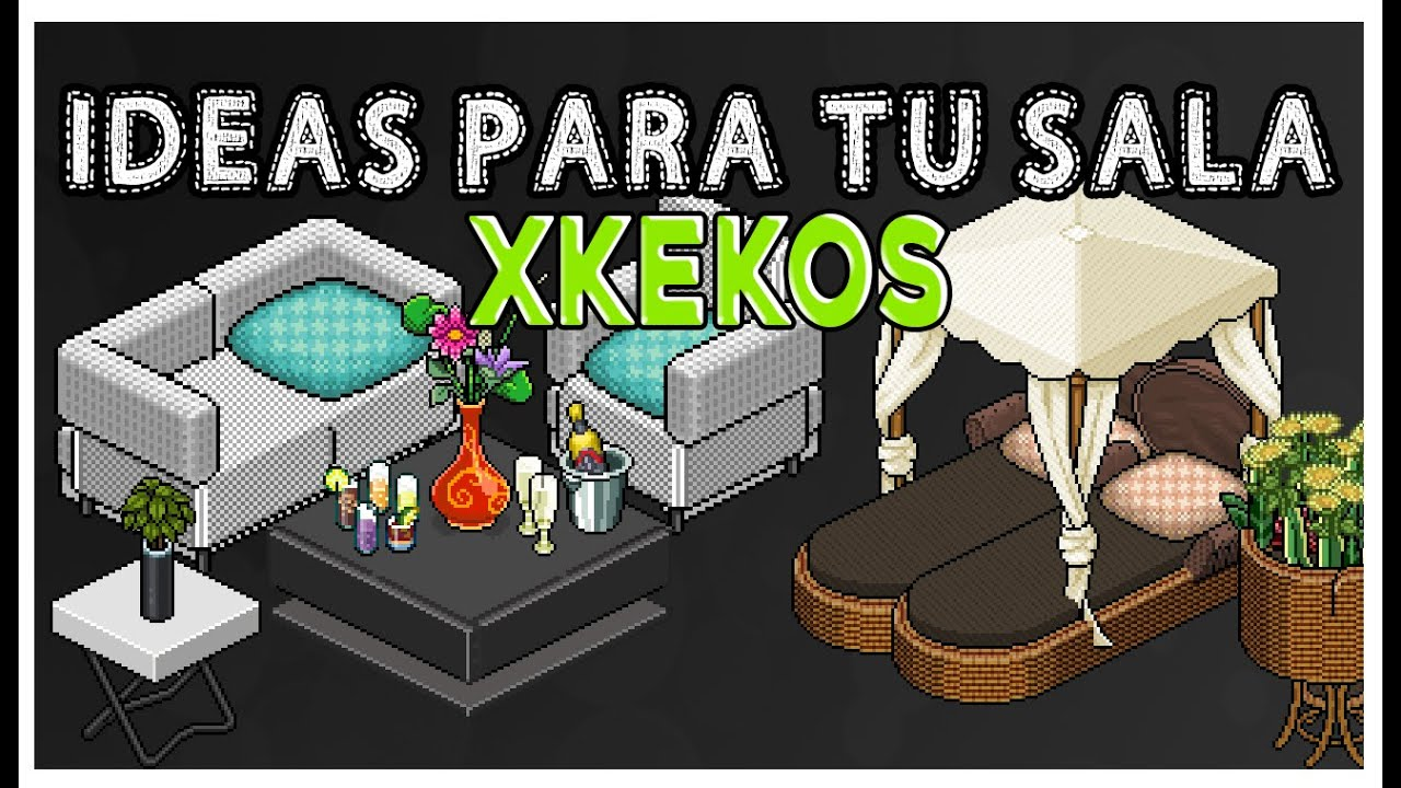 Decoraciones para tu casa en habbo 8 youtube for Ideas para reformar tu casa