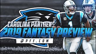 Carolina Panthers 2019 Fantasy Football Preview | PFF