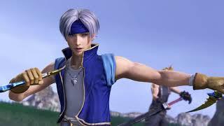 Dissidia Final Fantasy NT - Locke Cole DLC Skins, Gameplay, and Backstory