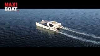 Air 77 by Oxygene Yachts - Festival de la Plaisance Cannes 2013