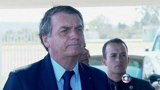 Bolsonaro Provoca Mal Estar No Chile