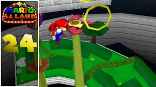 Super Mario 64 Land Episode 24 Space Garden