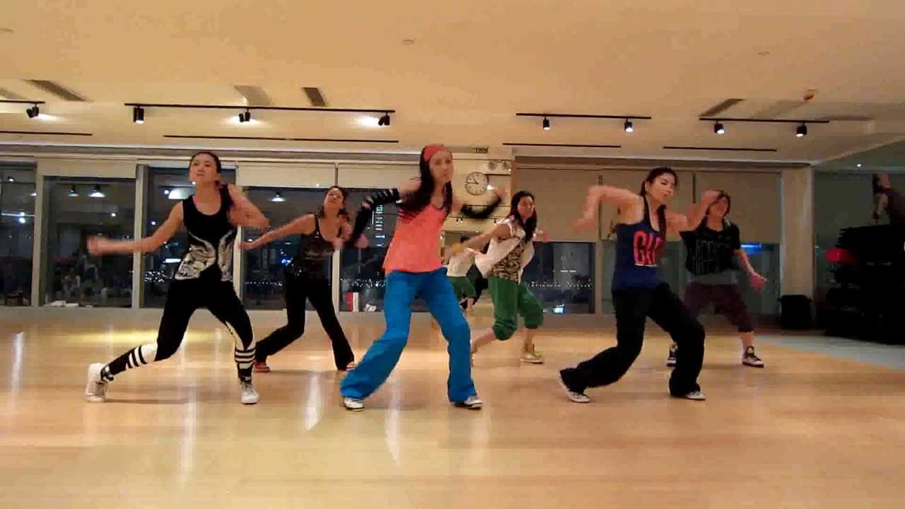 Indian Hip Hop Song Practice--Shadow ( Choreographed By