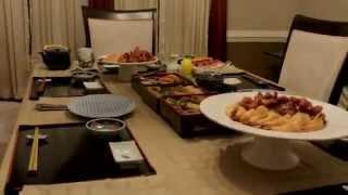 2015 Japanese New Year Dinner