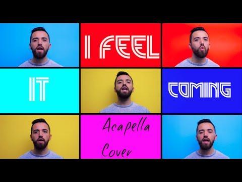 The Weeknd  I Feel It Coming ft Daft Punk ACAPELLA