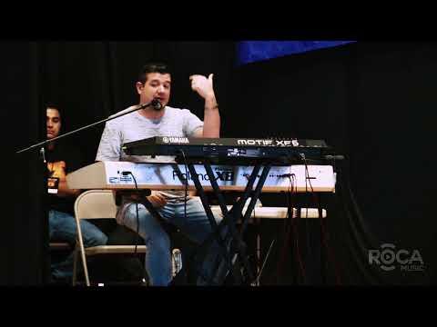 Lisandro Pidre | Clínica De Piano || Álvaro Lopez & Resq Band