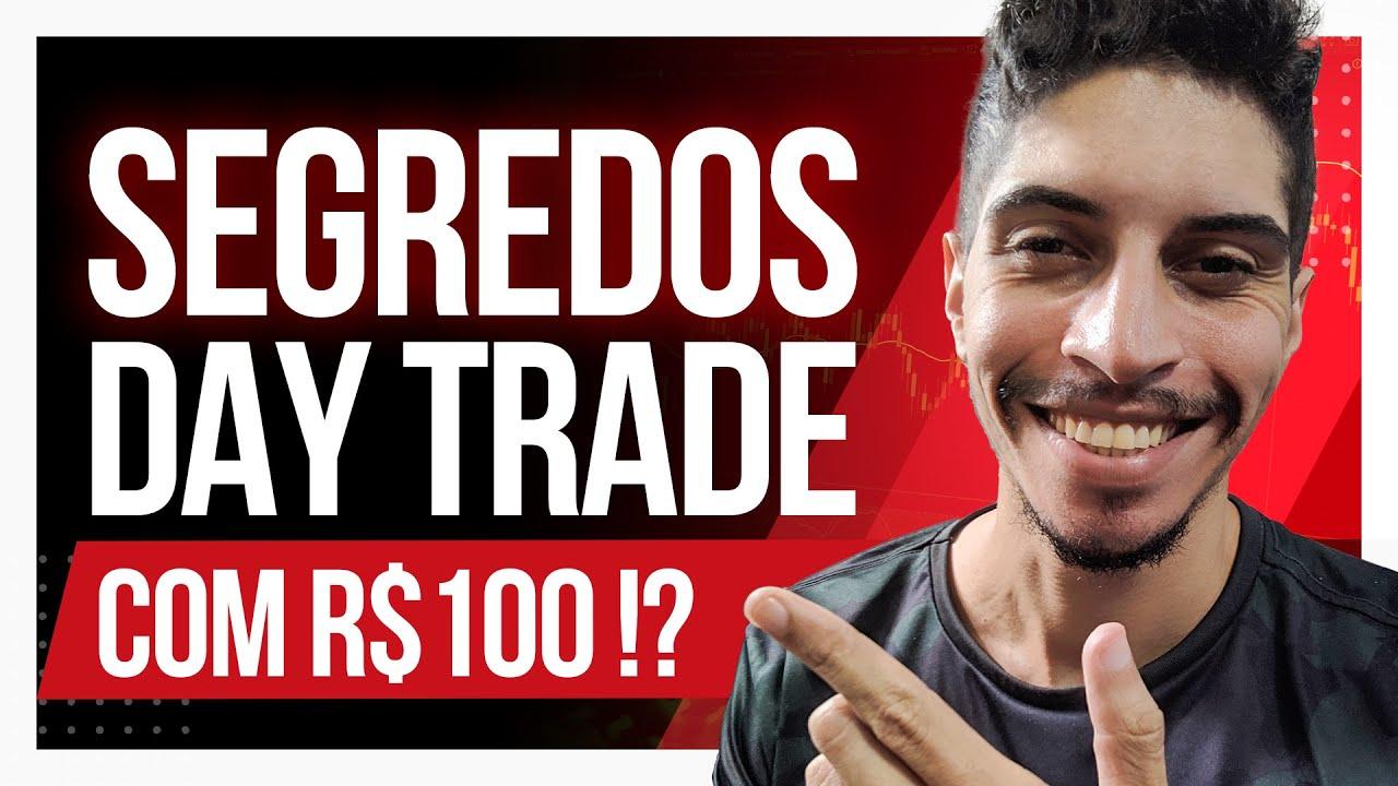 Download Como GANHAR dinheiro no DAY TRADE com R$100 !? [ iniciante ]