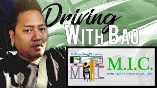 Driving With Bao: Secrets to becoming a PROFITABLE trader!