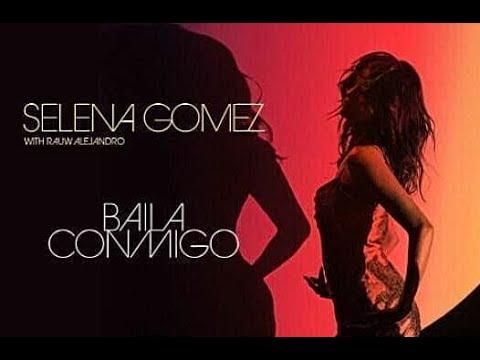 Selena Gomez & Rauw Alejandro - Baila Conmigo (Premio Lo Nuestro 2021) LYRICS