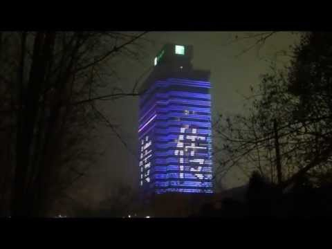 Holiday Inn in Wuhan China
