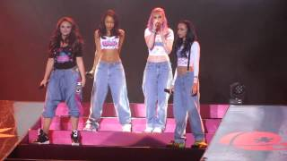 Little Mix - Always Be Together - DNA Tour - at the BIC, Bournemouth on 16/02/2013
