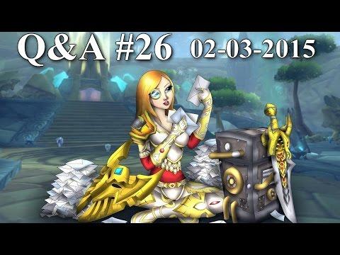 Q&A #26