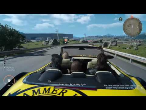 Green Herb Gaming - Episode 27 - Final Fantasy XV - MOVING THE STORY ON  ( No commentary )