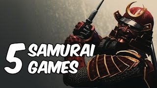 5 Samurai Games Every Gamer Should Check Out!