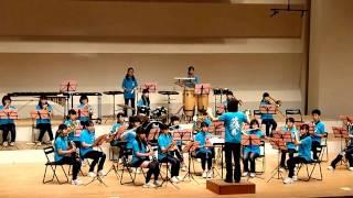 南中学校吹奏楽部 威風堂々 BRASS ROCK