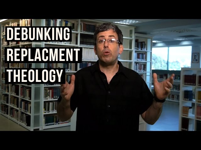 "Did God Replace Israel?  Professor Mishkin Debunks ""Replacement Theology""!"