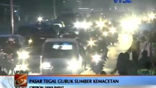 Video Pantauan Arus Mudik di Jalur Utara dan Selatan Pulau Jawa