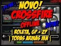 CrossFire Off Com roleta de ZP e GP Tutorial + Download |2015| #1