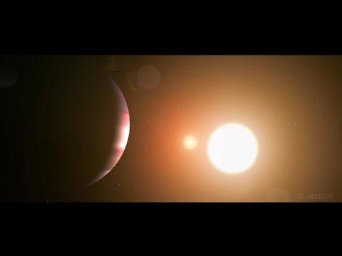 TESS Satellite Discovered Its 1st World Orbiting 2 Stars