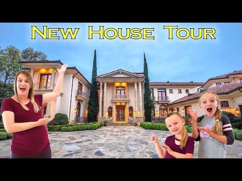 New House Tour! We Bought a Mansion!!!