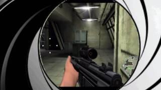 Goldeneye (Wii) Sigmus Action