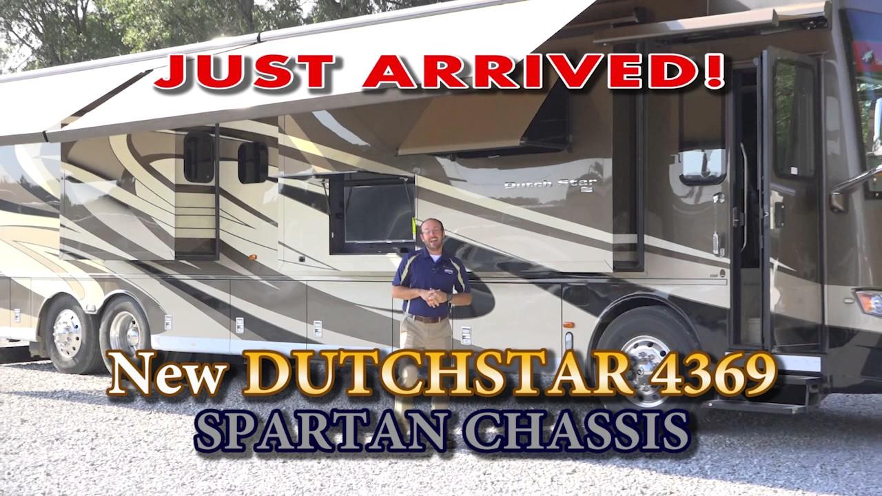 2017 Dutchstar 4369 - berrylandcampers
