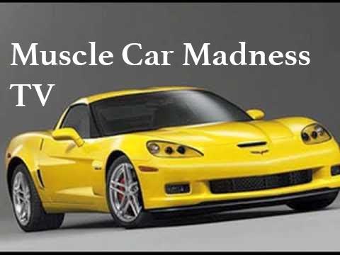 Muscle Car Madness Tv 2005 Z06 Corvette