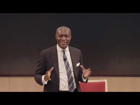 Roosevelt Ogbonna Monologue at The Africa Business Club at Harvard Business School