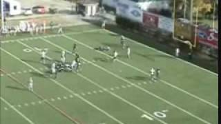 Southeastern Oklahoma State Football Highlights 2009 (Part 2)