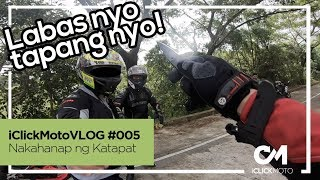KUPAL RIDERS AT MARILAQUE x HIGH SPEED CHASE x CONFRONTATION x iCMVLOG #005
