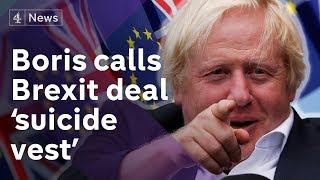Boris Johnson attacks Theresa May